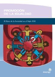 PROMOCIÓN DE LA IGUALDAD - Ideaspropias Editorial
