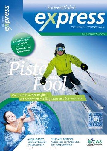 aktuelle Ausgabe als PDF herunterladen - VGWS ...