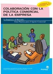 colaboración con la política comercial de la empresa - Ideaspropias ...