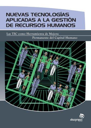 nuevas tecnologías aplicadas a la gestión de recursos humanos