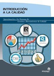 INTRODUCCIÓN A LA CALIDAD - Ideaspropias Editorial