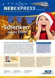 NEB-Express Dezember 2013
