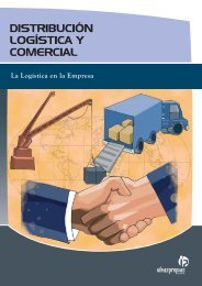 DISTRIBUCIÓN LOGÍSTICA Y COMERCIAL - Ideaspropias Editorial