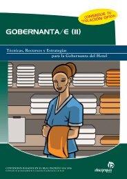 GOBERNANTA/E (II) - Ideaspropias Editorial