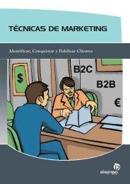 TÉCNICAS DE MARKETING - Ideaspropias Editorial