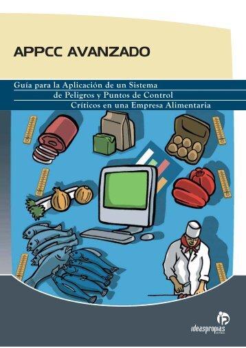 APPCC AVANZADO - Ideaspropias Editorial
