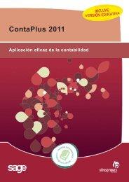ContaPlus 2011 1 Acceso a la aplicación y alta de empresas
