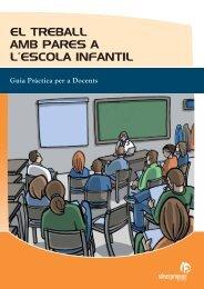 el treball amb pares a l'escola infantil - Ideaspropias Editorial