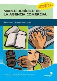 marco jurídico de la agencia comercial - Ideaspropias Editorial