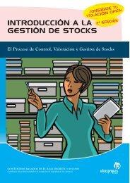 INTRODUCCIÓN A LA GESTIÓN DE STOCKS - Ideaspropias Editorial