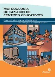 metodología de gestión de centros educativos - Ideaspropias Editorial