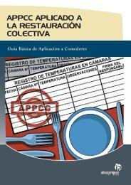 appcc aplicado a la restauración colectiva - Ideaspropias Editorial