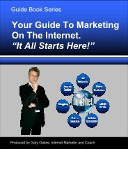 Your Guide To Marketing On The Internet. - Ideas Working From Home
