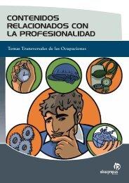 contenidos relacionados con la profesionalidad - Ideaspropias ...