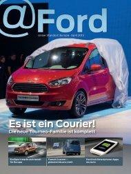 Es ist ein Courier! - Ford