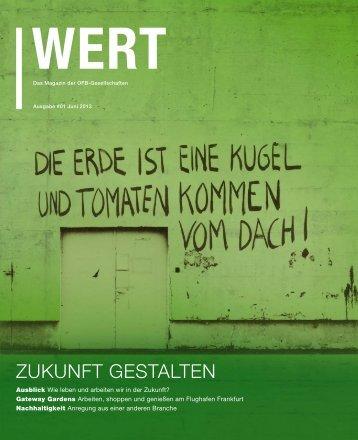 ZUKUNFT GESTALTEN - OFB Projektentwicklung