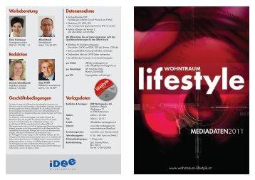 MEDIADATEN2011 - IDEE Werbeagentur