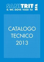 Sanitrit Catalogo Tecnico 2013 - IdeeArredo - Idee per arredare la ...