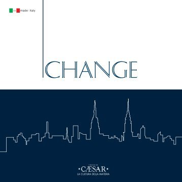 Change - Ceramiche Caesar