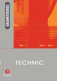 Granitogres Technic 2008 - IdeeArredo - Idee per arredare la casa