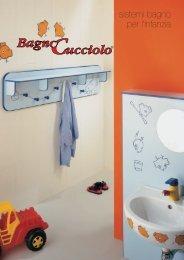 Sistema Bagno per L\'infanzia - IdeeArredo - Idee per arredare la casa