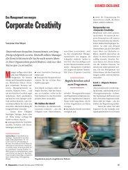M Corporate Creativity - Die Ideeologen