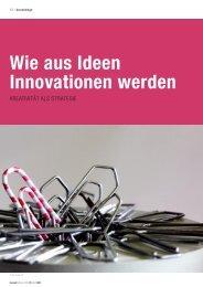 Wie aus Ideen Innovationen werden - Die Ideeologen