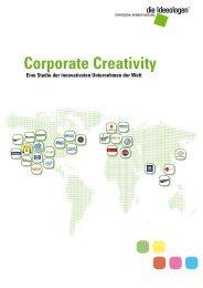 Studie Corporate Creativity - Die Ideeologen