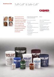 Tuff-Cuff ® & Safe-Cuff™