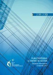 Evaluation intermédiaire et Objectifs pour 2013 - Idelux