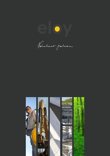 Document promo de la société Eloy (pdf) - Idelux