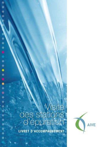 Visite des stations d'épuration - Idelux