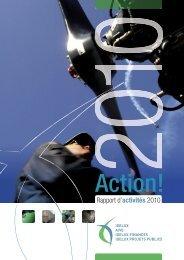Rapport d'activités 2010 (PDF) - Idelux