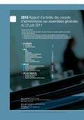 Rapport d'activités 2010 (PDF) - Idelux - Page 2