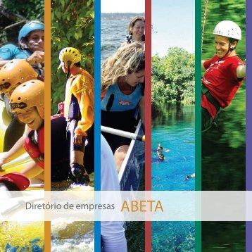 Diretório de empresas ABETA - IDESTUR - Instituto de ...