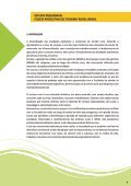 estudo preliminar da cadeia produtiva turismo rural brasil - Page 5
