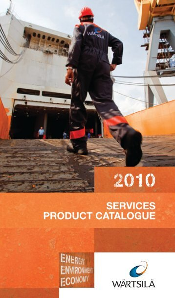 SERVICES PRODUCT CATALOGUE