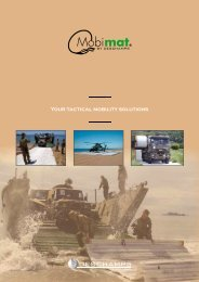 Your tactical mobility solutions