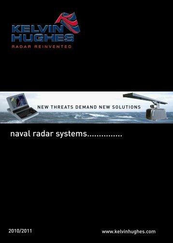 naval radar systems...............