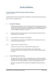 Förderrichtlinien endgültig 09_13 - Essen