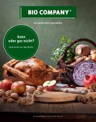 Flyerausgabe Berlin - Bio Company