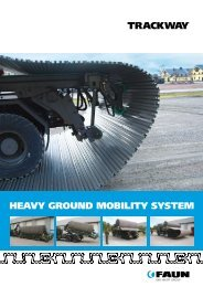 HEAVY GROUND MOBILITY SYSTEM