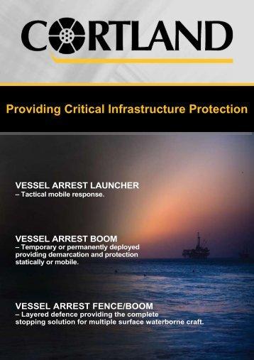 Vessel Arrest Launcher