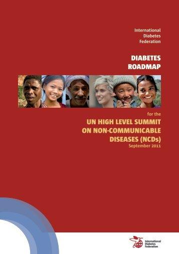 DIABETES ROADMAP - International Diabetes Federation