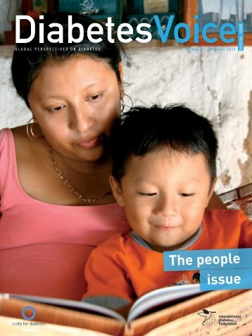 The people issue - International Diabetes Federation