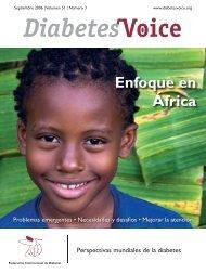 Enfoque en África - International Diabetes Federation