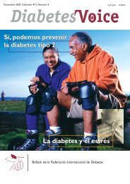 Diabetes tipo 2 - International Diabetes Federation