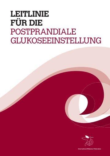 LeitLinie - International Diabetes Federation