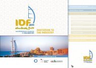 InvItatIon to the Industry - International Diabetes Federation