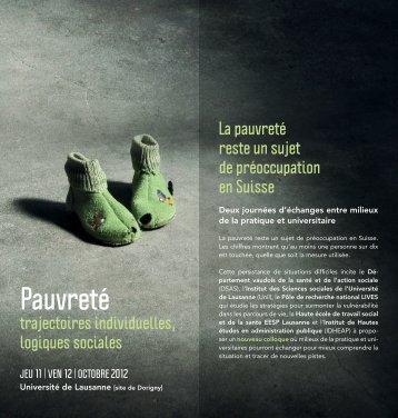 programme colloque 11 et 12 octobre 2012.pdf - IDHEAP